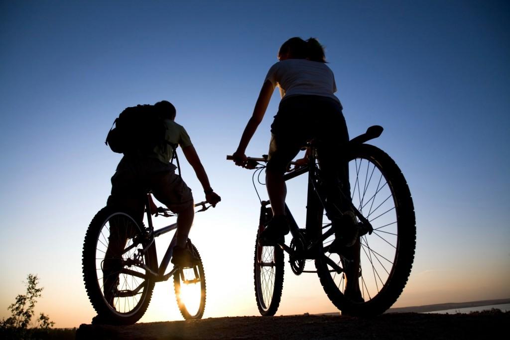 Mountain Bike Patagonien
