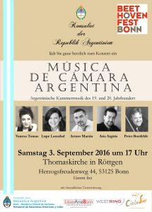 Plakat Musica de camara argentina 2016 low